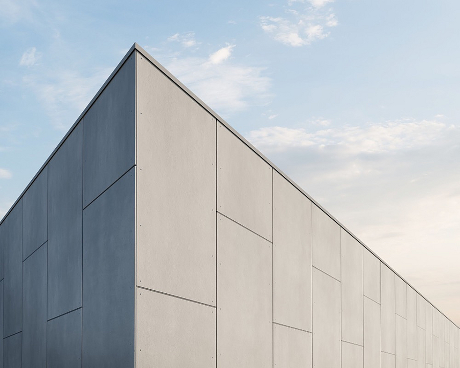 Facade Panel and System - ExoTec Vero