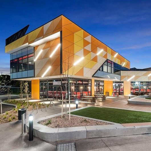Facade Panel and System - ExoTec / James Hardie Australia