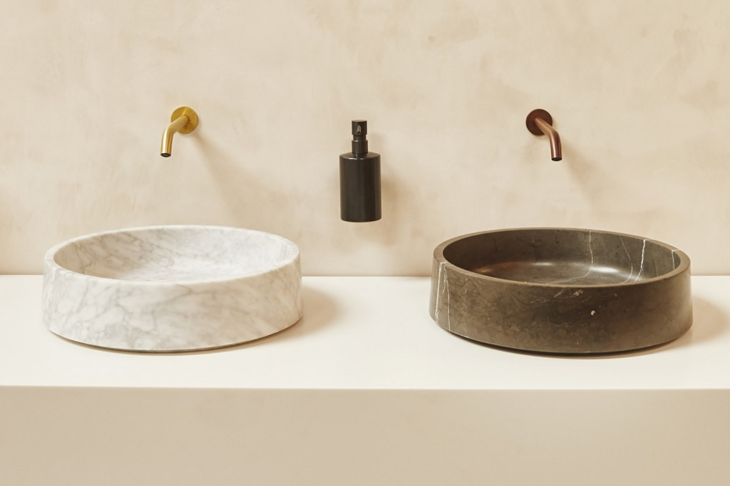 Soap Dispenser - Cylindrical