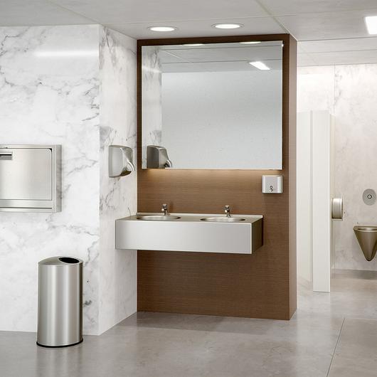 Accesorios para baños institucionales / Acor