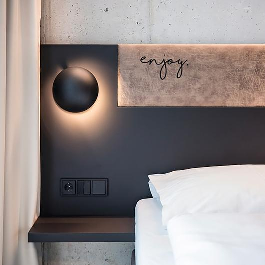 "Arte Hotel Salzburg with EGGER surfaces"" / EGGER"