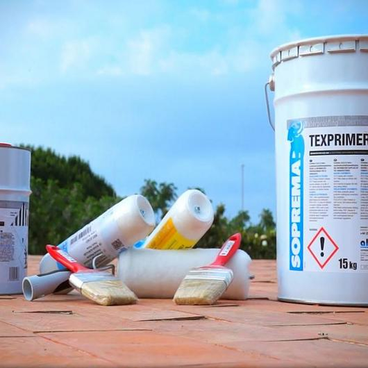 Impermeabilización líquida para cubiertas