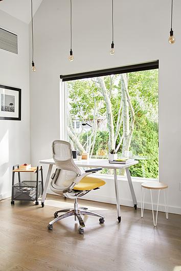 Rockwell Unscripted Easy Table | Estación de trabajo