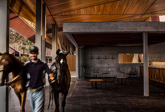 Sculptform | Willinga Park Stables