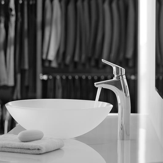 Mezcladoras y monomandos para baño