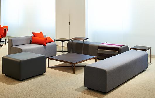 K.Lounge Bench 2 seat | Banca