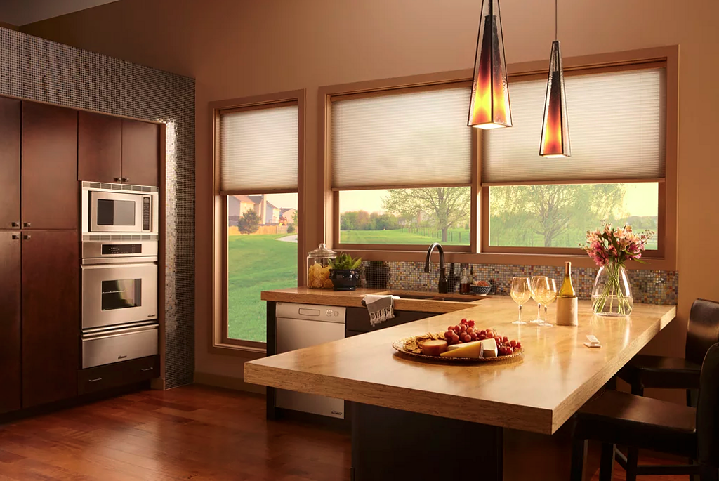 Wireless Cellular Blinds - Sivoia® QS