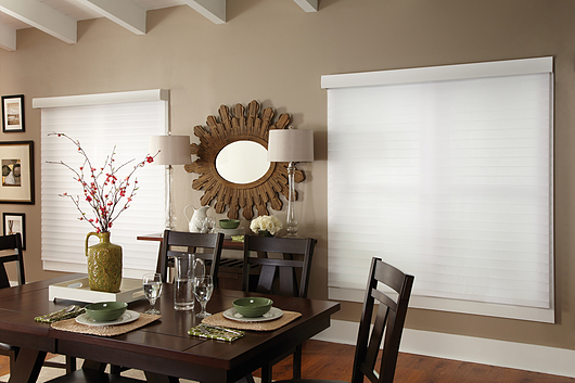 Sivoia® QS Line Blinds