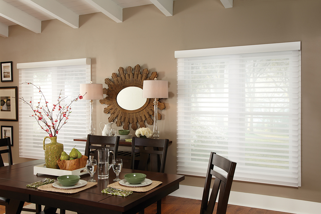 Horizontal Blinds - Sivoia® QS Line