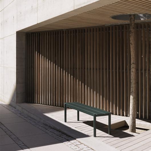 Mobiliario exterior  Muuto / Knoll