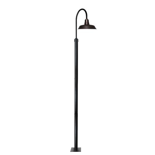 Lighting - Oldage LED Post Light