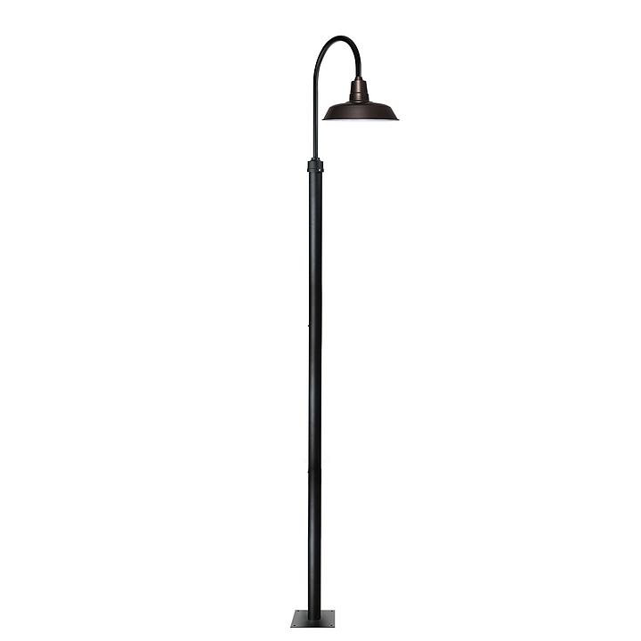Lighting - Oldage LED Post Light