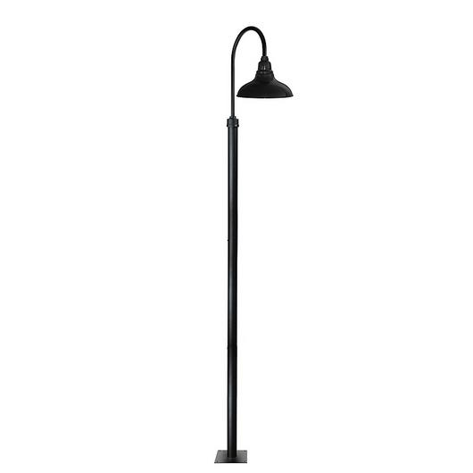Lighting - Dahlia LED Lamp Post Light / Cocoweb