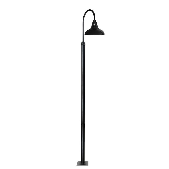 Lighting - Dahlia LED Lamp Post Light