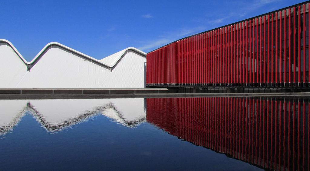 Revestimientos Metálico en el Centro de Producción e Investigación Industrial Carozzi S.A.