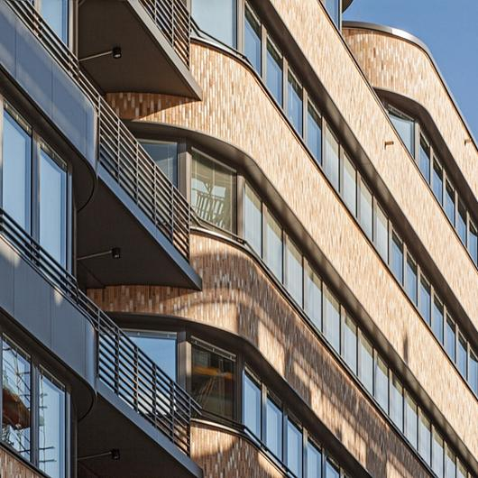 Wood-Aluminum Window - TA35 VB