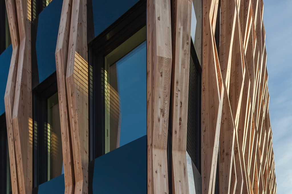 Wood-Aluminum Window - TA35 SE FB