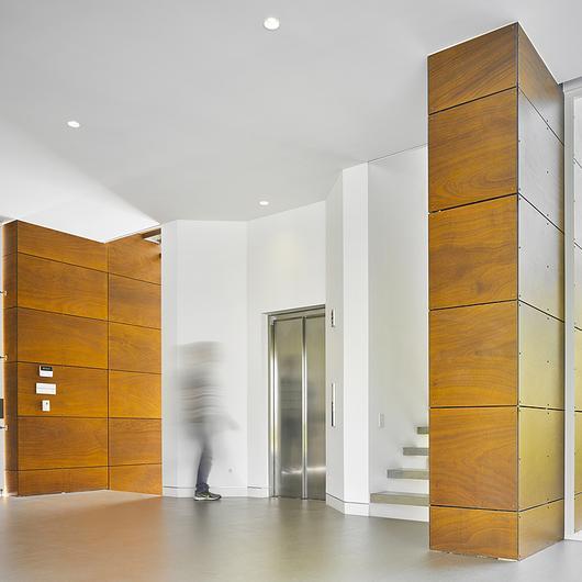 Revestimiento de madera -  Prodema Interior / Hunter Douglas