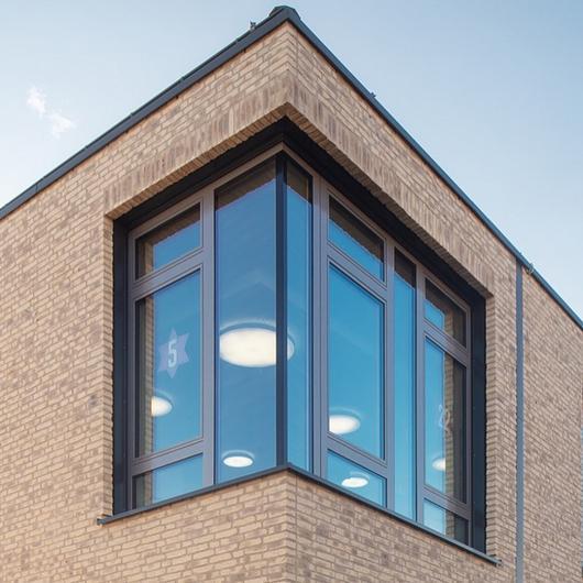 Wood-Aluminum Window - TA35 FB12NG / batimet