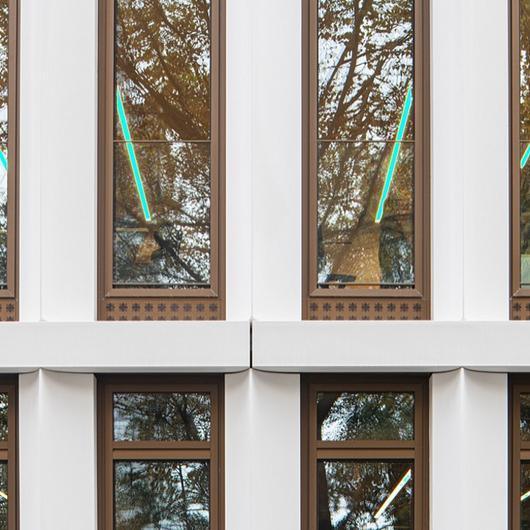 Wood-Aluminum Window - TA35 SLRA / batimet