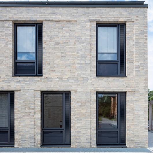 Wood-Aluminum Window - TA35 SL