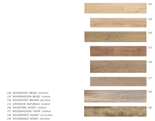 Tipo madera