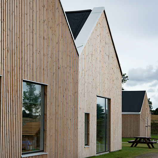 Thermowood Facades