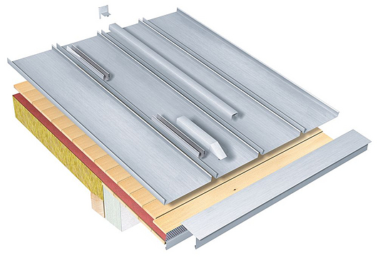 RHEINZINK Metal Roof Systems