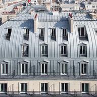 Zinc Roof Systems - Click Roll Caps