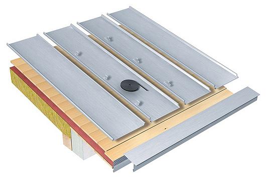 RHEINZINK Metal Roof Systems