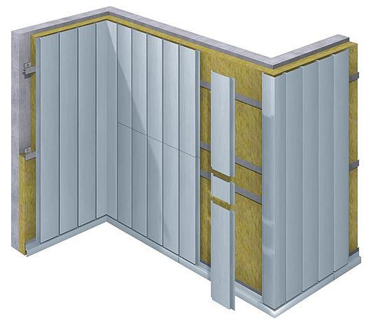 RHEINZINK Metal Panel Systems