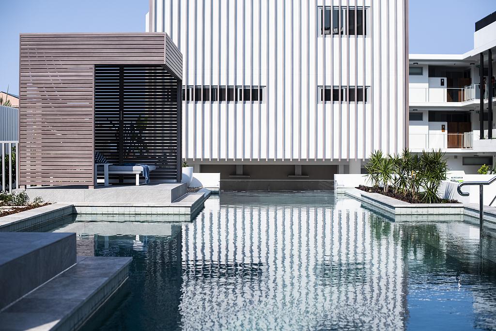 Aluminium Slats and Screens - DecoSlat
