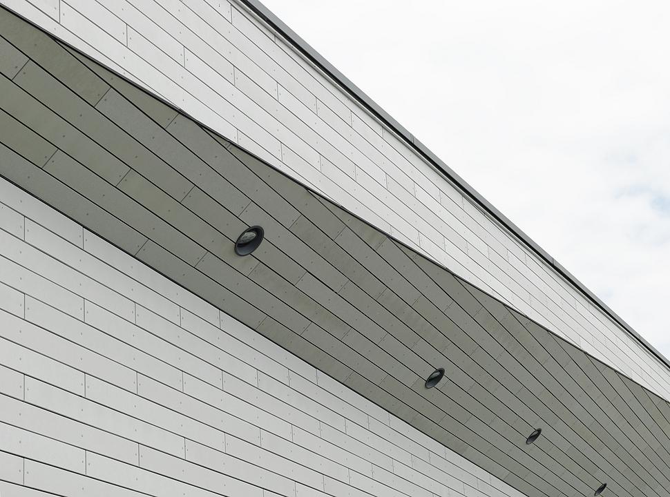 Concrete Facade - öko skin