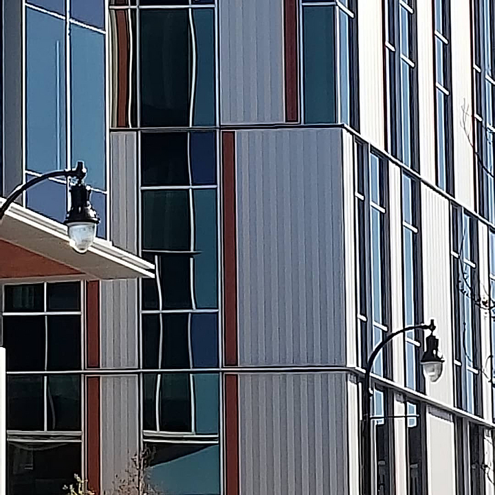 Metal Cladding in Durham