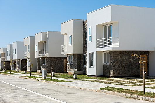Placa cimentícia para residências RESIDENTIAL AQUAPANEL®