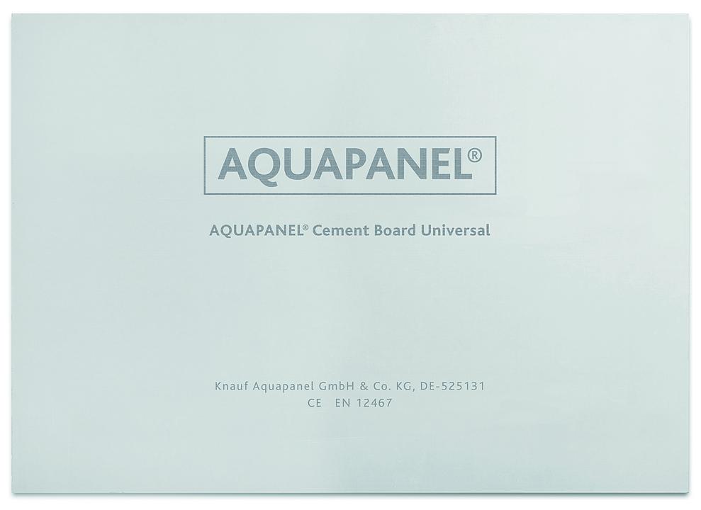 Chapa de Cimento  AQUAPANEL® Universal
