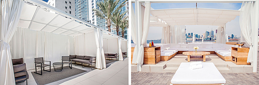 ShadeFX | Poolside Cabanas