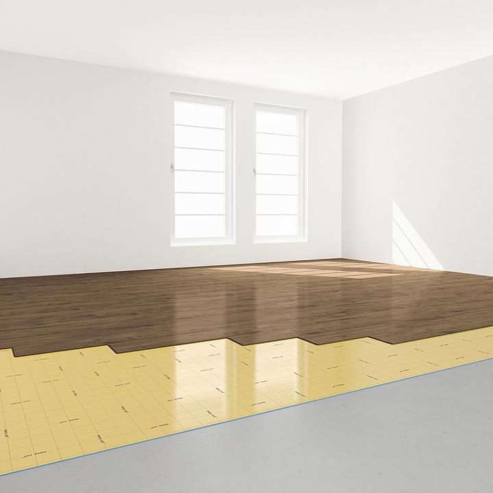 Base aislante para pisos vinílicos - SELITBLOC®