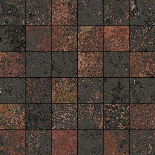 Corten Graphite Mosaic 5x5