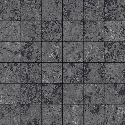 Corten Iron Mosaic 5x5