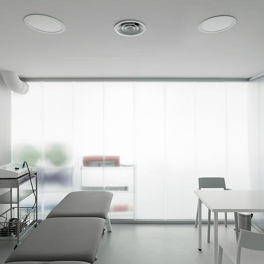 Translucent Panels for Interiors - LBE / Rodeca