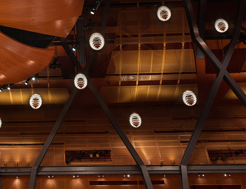 Architectural Wire Mesh - EGLA-LARGO 4388