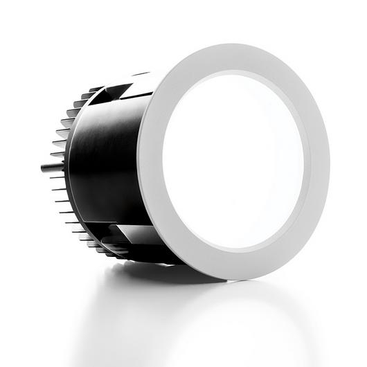 LED Downlight - 4DR Round / HE Williams