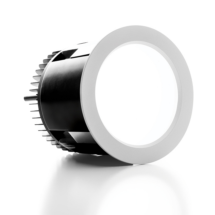 LED Downlight - 4DR Round