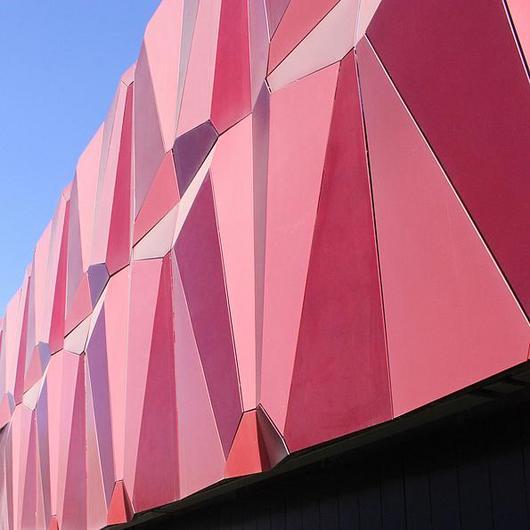 Fachadas Sustentables de Fibra de Madera Acetilada