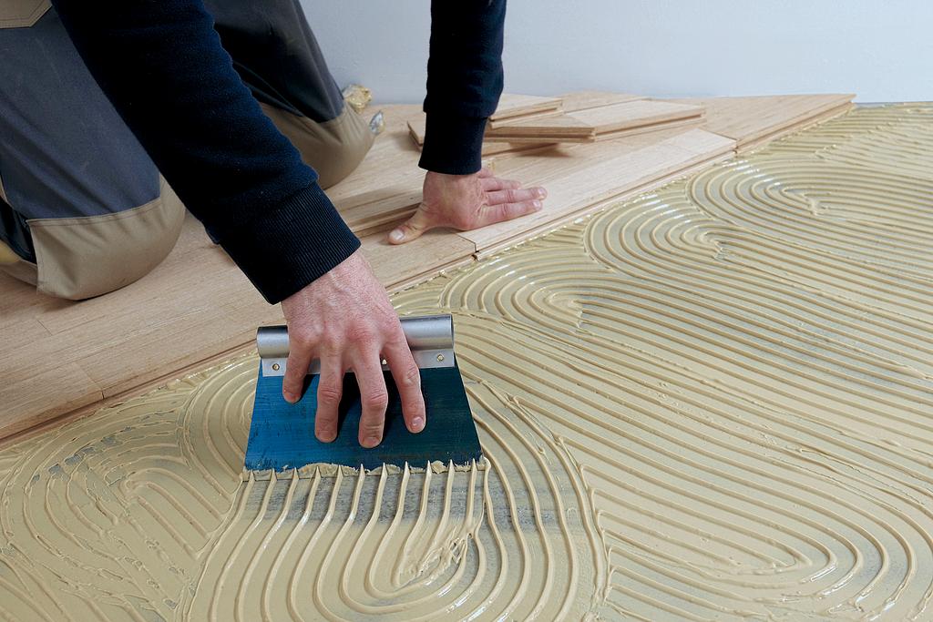 Adhesivos revestimientos para pisos - Bekron