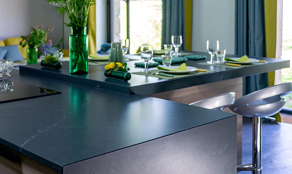 Silestone Kitchen Surfaces - Barn Renovation