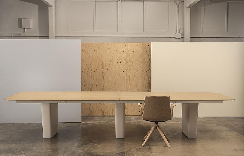 Mesas de Conferencia Status