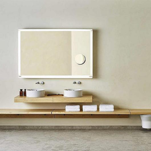 Colección espejos - TONO de Foster+Partners / Porcelanosa Grupo