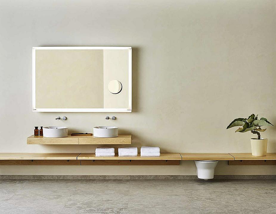 Colección espejos - TONO de Foster+Partners